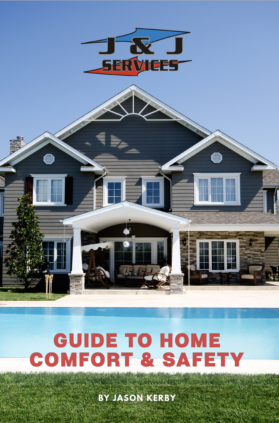 J&J Services Guide to Home Comfort & Safety Cover Image