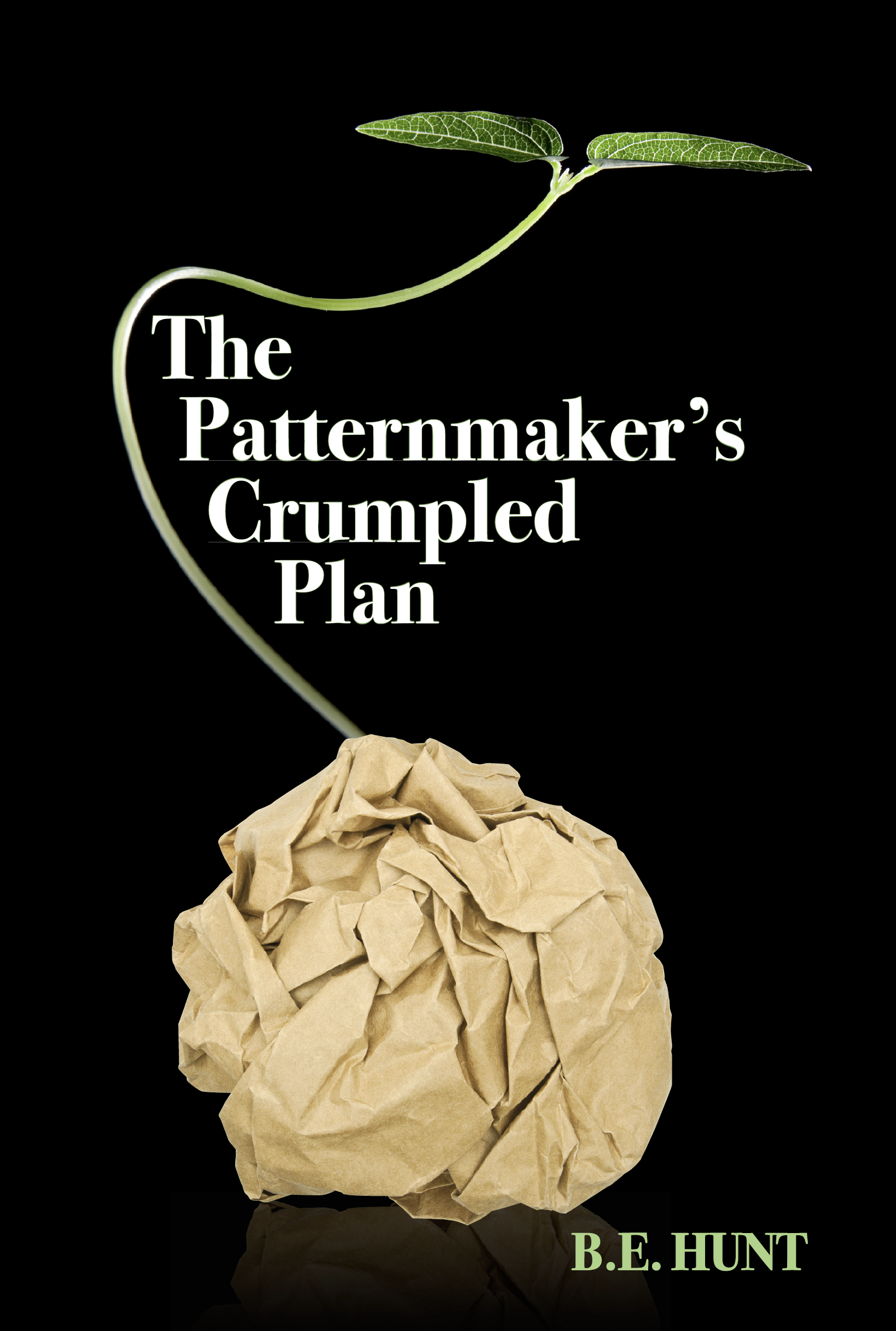 patternmakers crumpled plan cover