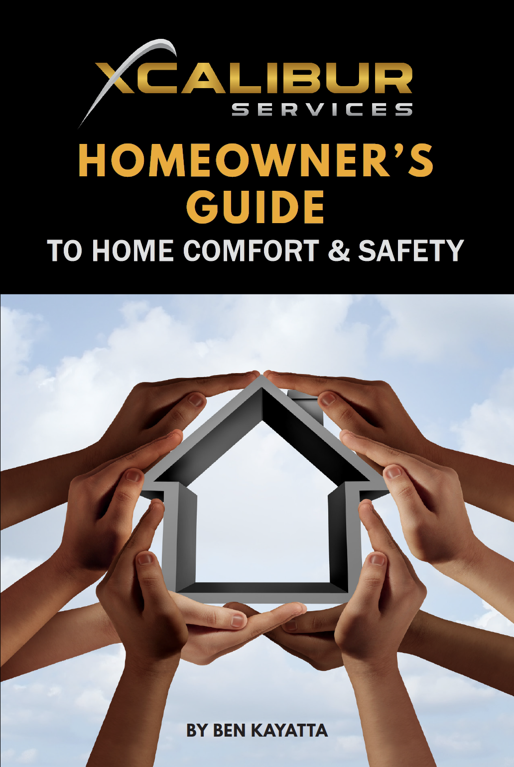 All Hours Air Guide to Home Comfort & Safety Cover Image